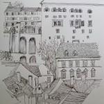Cesky Krumlov,Castle.ink