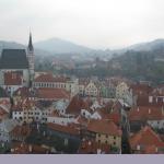 Český Krumlov, Castle View