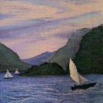 Upper Hudson River, 20''x15''