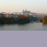 Vltava River, Prague Castle